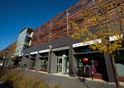 Garland Shops – University of Arkansas