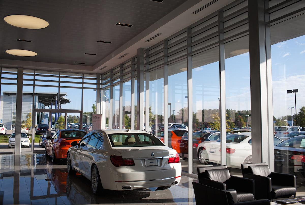 RICHLAND GROUP BMW OF NORTHWEST ARKANSAS