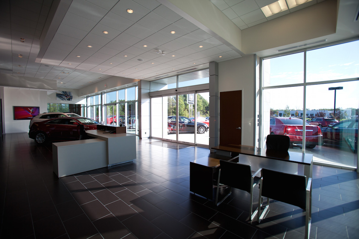 RICHLAND GROUP CADILLAC OF NORTHWEST ARKANSAS