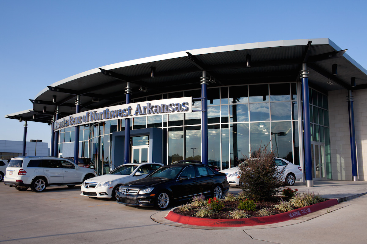 RICHLAND GROUP MERCEDES BENZ OF NORTHWEST ARKANSAS