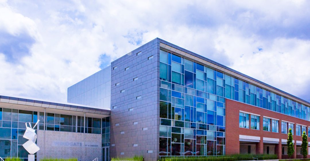 UAFS Visual Arts Building Fort Smith (Curtain Wall)